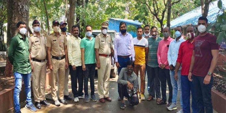 Pune rural police arrest the accused in the disguised ransom case had been absconding for six months