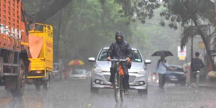 Rain in Maharashtra | imd give red alert to konkan for next 48 hours possibilities on very heavy rainfall in mumbai and pune