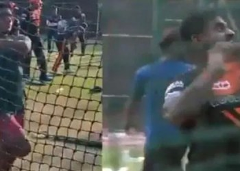 viral video muralitharan son does bowling action exactly like his father video went viral