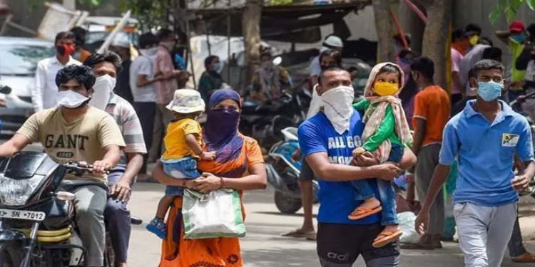 Coronavirus strict restrictions infection rate above 10 central warning 10 states including maharashtra