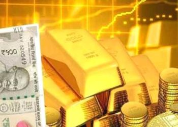 gold etf investors engaged in making profit from shares and debt bonds by withdrawing money from gold etf