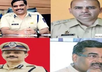 ips transfer additional commissioner of police ashok morale ramnath pokale dr sanjay shinde rajendra dahale transferred dcp sudhir hiremath got promotion as a dig in cid