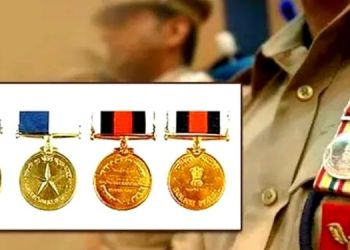 Maharashtra Police   Presidential Police Medal announced for quality-skilled service to 67 police officers in the state.