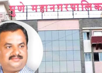 Pune Corporation | In order to raise election funds, the BJP plotted to sell the 'property' of Punekars through Amenity Space; NCP city president Prashant Jagtap's allegation.