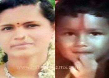 shirur crime woman committed suicide jumping well her child karandi shirur taluka in pune district