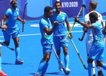 Tokyo Olympics   4 decades of drought in hockey ends! India beat Germany 5-4 to clinch the bronze medal