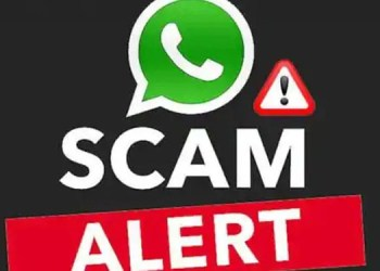 delivery scam on whatsapp one mistake can rob all your bank savings