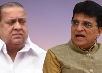 BJP vs NCP | Did the NCP even give Anil Deshmukh a safe place to hide? Question of BJP leader.