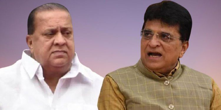 BJP vs NCP   Did the NCP even give Anil Deshmukh a safe place to hide? Question of BJP leader.