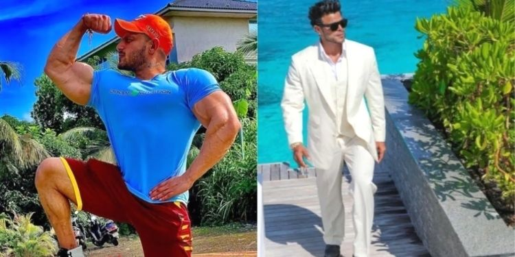 Mr india body builder manoj patil tried to commit suicide.