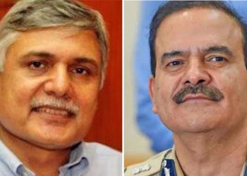 DGP Sanjay Pandey | maharashrta home department refuses suspend parambir singh with those 25 officers notice send detailed report DGP Sanjay Pandey