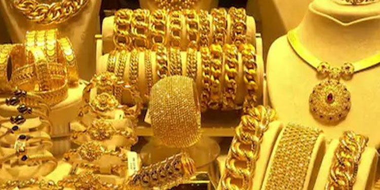 Gold Price Today   gold price fall third time in four days check today 14 september 2021 latest gold silver rate