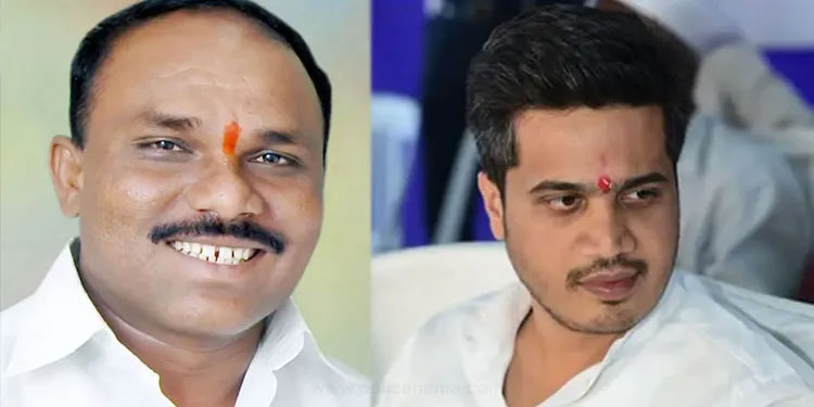 MLA Rohit Pawar | another set back for bjp the deputy mayor of karjat municipality will join the ncp rohit pawar up