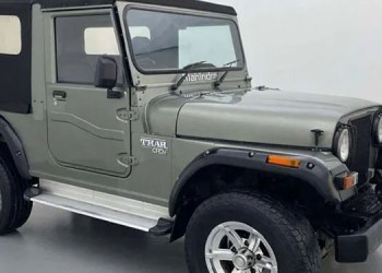 Mahindra Thar second hand mahindra thar in 6 lakh with zero down payment plan
