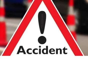 Nagar Pune Highway Accident | father and son with other two killed in road accident on ahmednagar pune highway in parner.