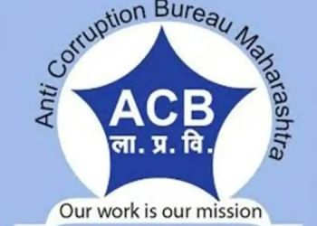 Pune Anti Corruption   Secretary of an organization with an officer of Pune District Central Co-operative Bank in the net of anti-corruption, huge excitement.