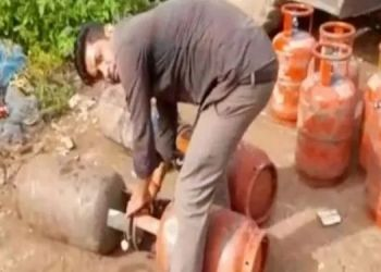 Pune Crime | gang that removed the gas from the domestic gas cylinder was arrested in pune.