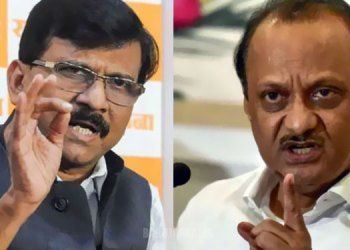 Sanjay Raut | Ajitdada, listen to our man a little! Otherwise it will go wrong, Sanjay Raut's suggestive statement