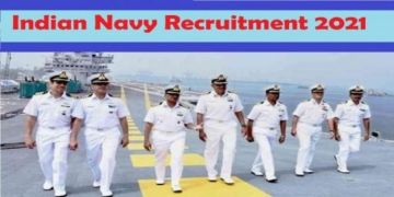 Indian navy recruitment 2021 indian navy recruitment 2021 indian navy recruitment 10 2 sailor entry aa and ssr vacancy for 2500 posts check details here.