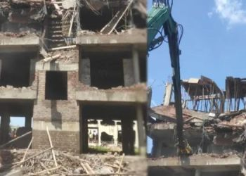 Maharashtra Town Planning   unauthorized layout constructions gets protection Urban Development compounding charges for unauthorised layout construction.