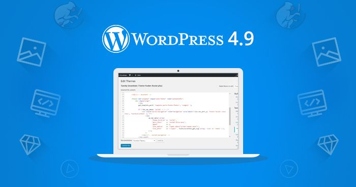 Wordpress 4-9