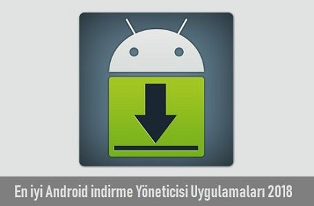 Android indirme yöneticisi