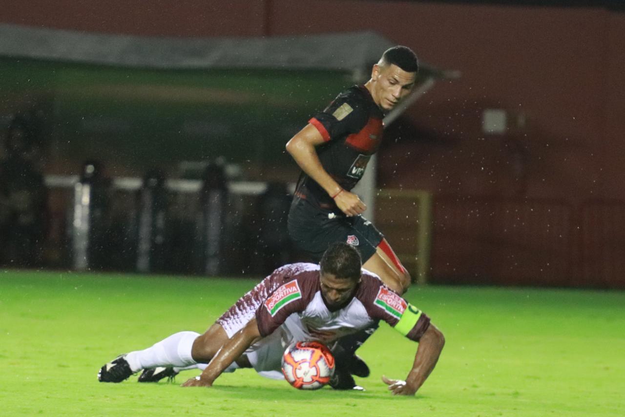 Vitória e Jacuipense empatam em 1 a 1 no Barradão - Rádio Baiana FM 5c4fa83546d51