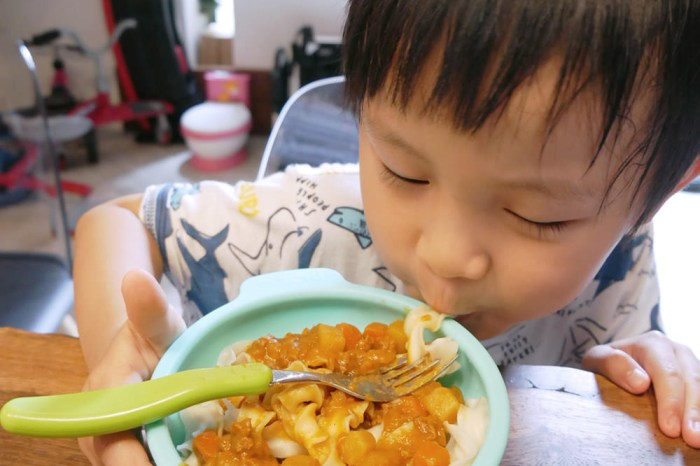 [啾團] 我把小孩的食物變好吃了.日本ORiDGE無食鹽昆布柴魚粉/日本CANYON兒童咖哩/日本Nishikiya兒童即食調理包讓料理簡單又好吃