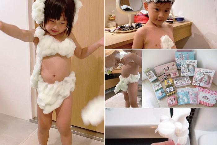 [啾團] 韓國Ma&Fa魔法沐浴泡讓小朋友每天都期待洗澡(Minibee 沐浴皂/洗手慕斯/蜂王黑砂糖香皂)