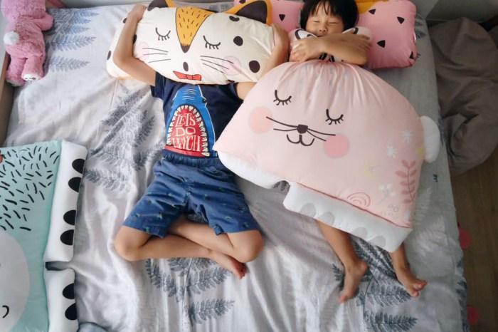 [啾團] 韓國Bonitabebe就像躺在床上一樣.超舒服的兒童韓國質感寢具-防螨抗菌四季睡袋/枕頭(本次加開HANPLUS遊戲地墊)