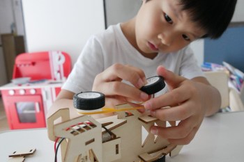 [啾團] STEAM小創客的科學教育與實驗製作.打開小朋友對科學的興趣!讓暑假不無聊