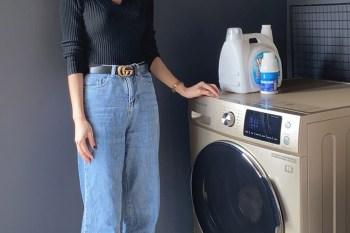 [啾團] 兩萬以下平價質感❤高CP值洗脫烘!美國FRIGIDAIRE富及第11KG 洗脫烘 變頻式滾筒洗衣機 FAW-F1106MID