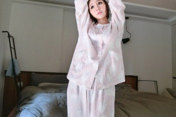 [啾團] 讓居家充滿儀式感就從甜美睡衣開始|Kanaii Boom日本居家服推薦|讓妳舒服到捨不得換掉