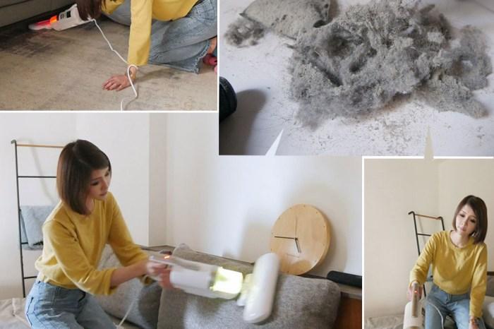 [啾團] 實測過敏人的居家清潔好幫手!對抗塵蟎.日本最夯IRIS雙氣旋偵測除蟎清淨機 HEPA13銀離子限定版 IC-FAC4史上最強 – 大拍5.0(第七波)