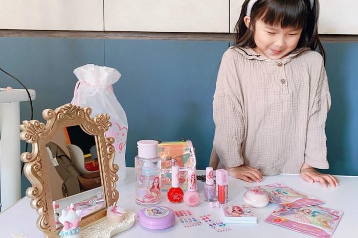 [啾團] 韓國Little Bling兒童化妝品讓滿足小女孩的愛漂亮,女孩看到都瘋狂的擬真兒童彩妝!