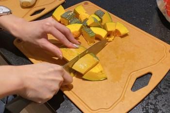[啾團] 超強砧板!GOLD LIFE美國原木抗菌砧板,不吸水/不發霉/不生菌/不變形/不染色/耐高溫的超好用砧板