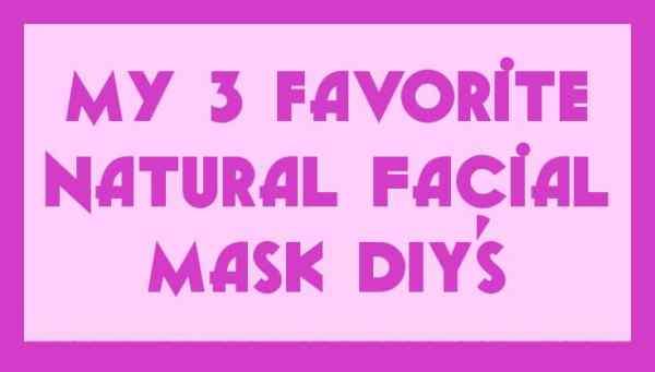 Facial Mask DIY
