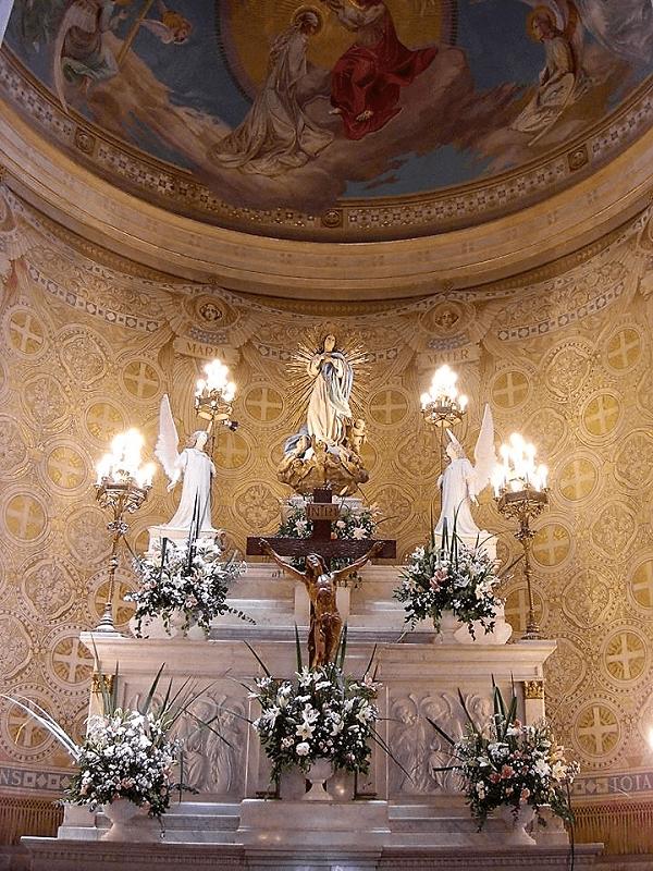 altar la redonda