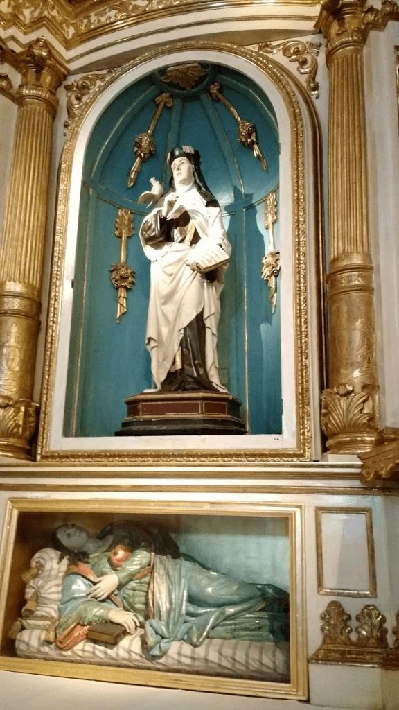 santa teresa BA Iglesias