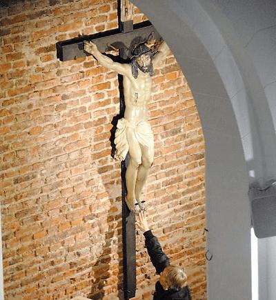 santa clara cristo