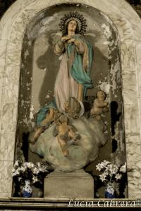 Santa Lucía y sus procesiones