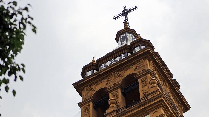 San isidro labrador su torre