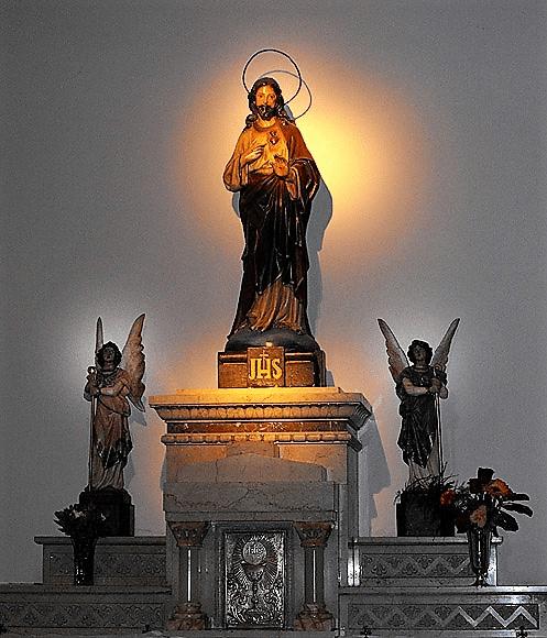 Sagrado corazon San Pablo Apostol