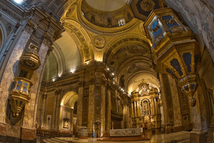 pulpitos catedral metropolitana de buenos aires