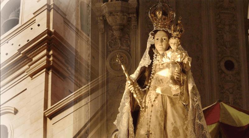 señora del rosario santo domingo. cofradías. ba Iglesias
