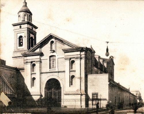 convento santa catalina Iglesia Santa Catalina