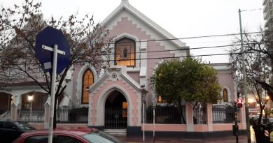 iglesia evangelica luterana turismo religioso