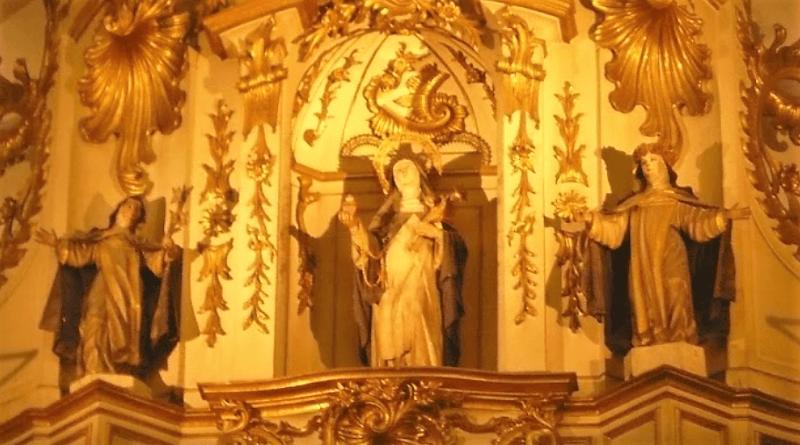 iglesia santa catalina de siena
