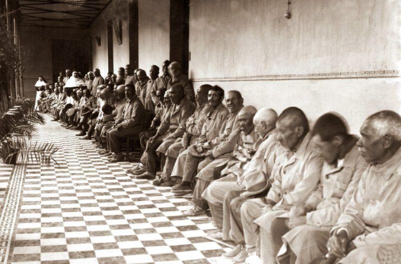 asilo de mendigos