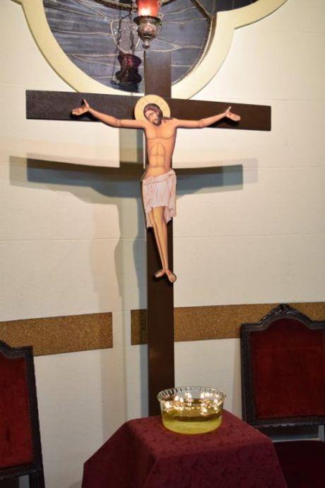 cristo san jorge